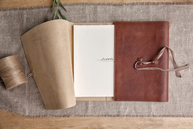 Image of Handmade wedding ALbum